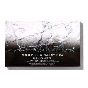MORPHE X MANNY MUA GLAM PALETTE